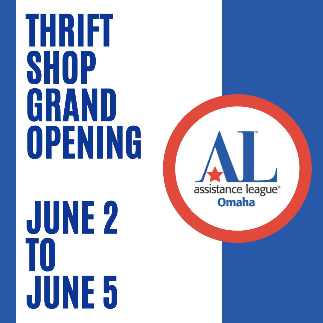 Thrift Shop Grand Opening