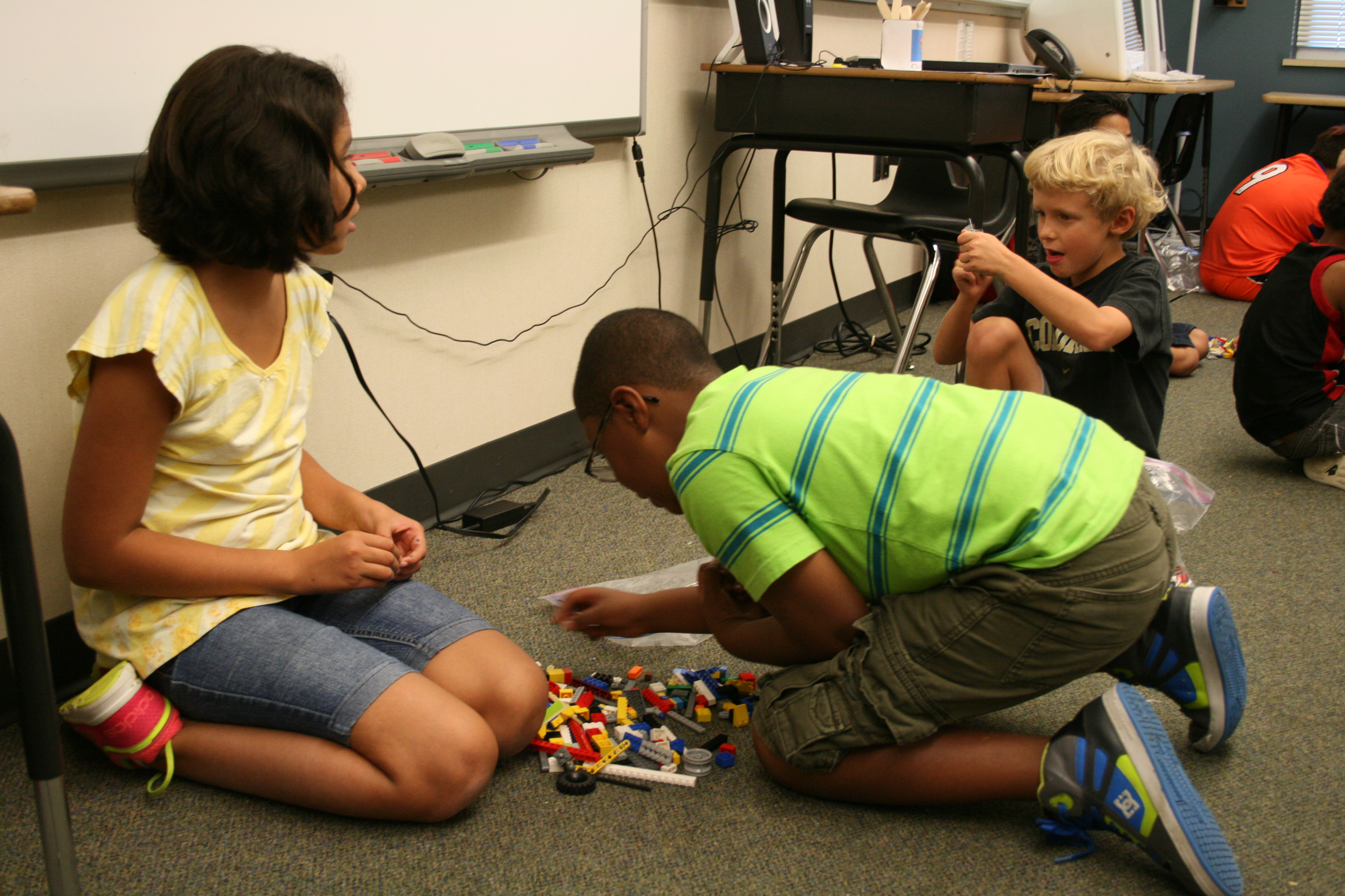 –Yvette Wrona, Teacher at Red Hawk Ridge Elementary