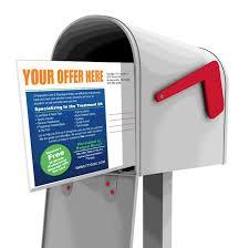 Direct Mailing Printing