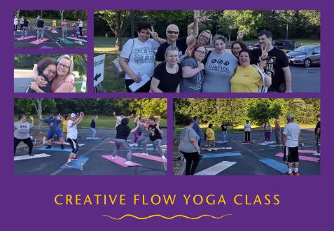 Creative Flow Yoga at The Arc
