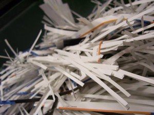 Mele Printing recycles all of it's paper waste