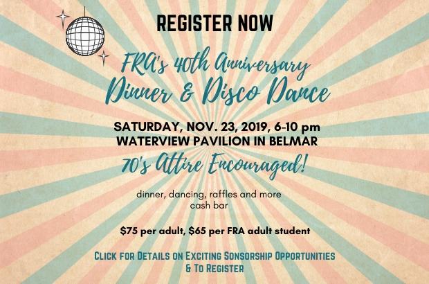 Register Now DINNER DANCE