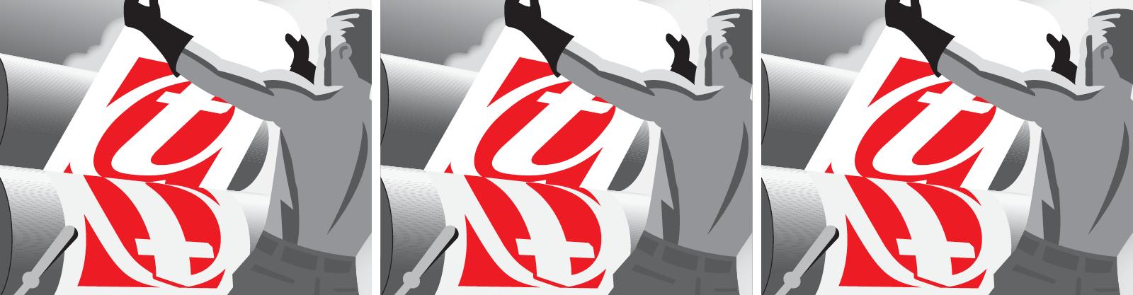 Trenton Printing Logo
