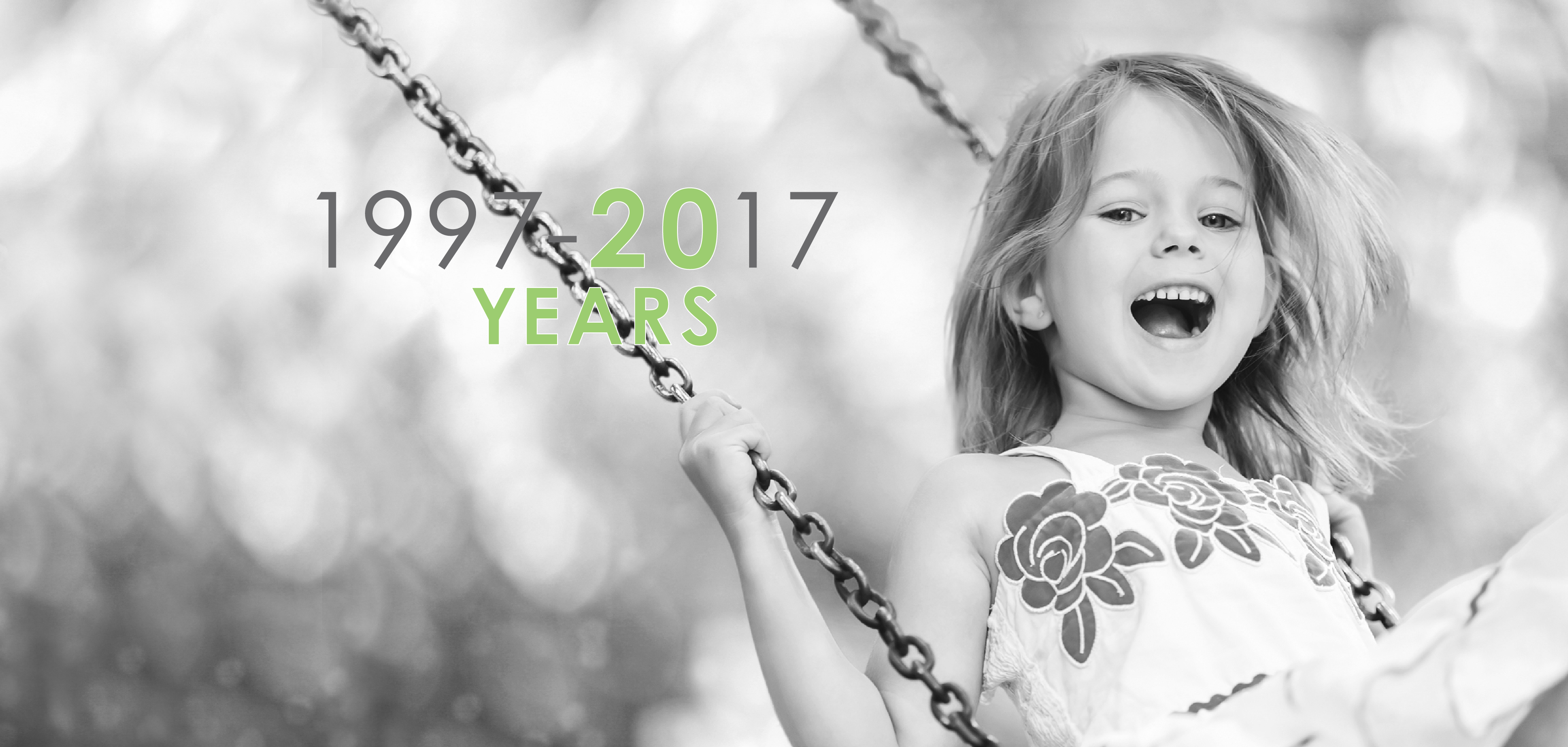20 years of creating positive change for children.