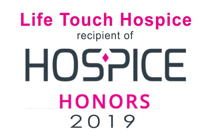 Life Touch Hospice receives Hospice Honors