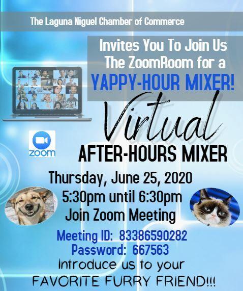 Virtual YAPPY-HOUR Mixer