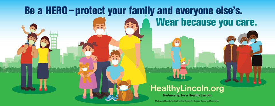 Be a Hero - Protect Families