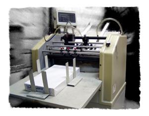 Count M-121 Perf/Score/Numbering Machine