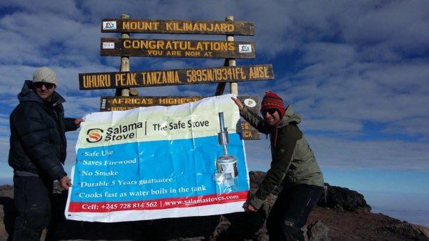 Kilimanjaro Fundraiser