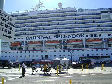 Owners Survive Carnival Cruise Ship Fire