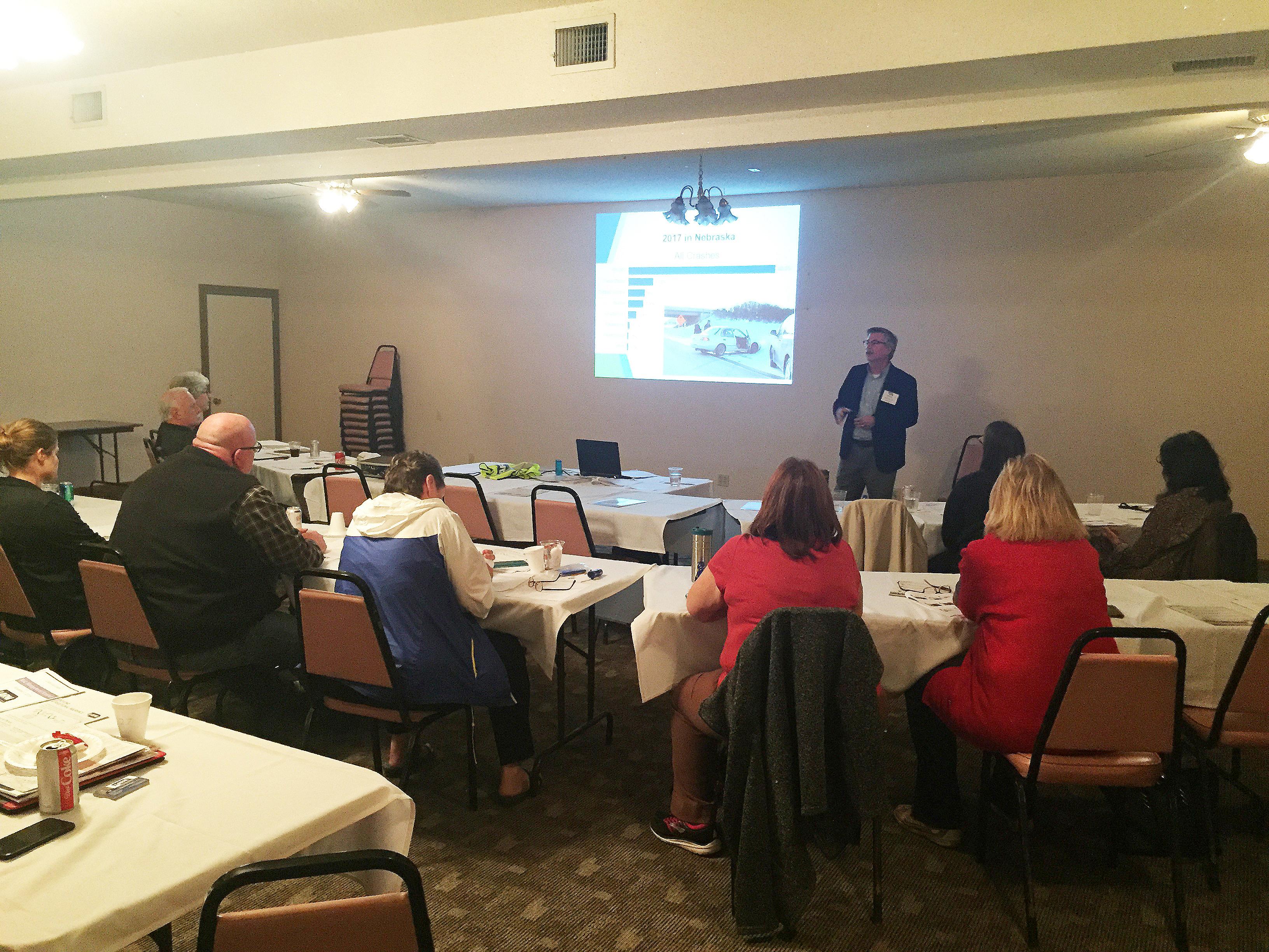 Participants learn at Auburn seminar