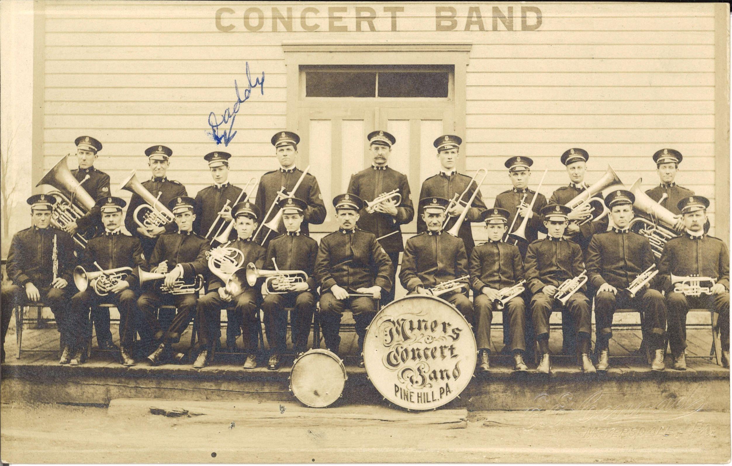 Miner's Concert Band