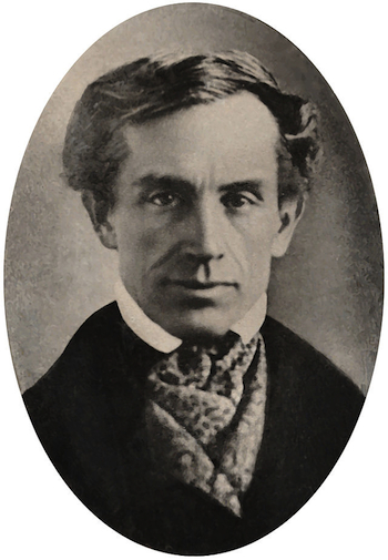 1872: Painter & inventor Samuel Morse died.