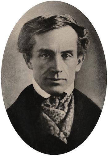 1872: Painter & inventor Samuel Morse died.