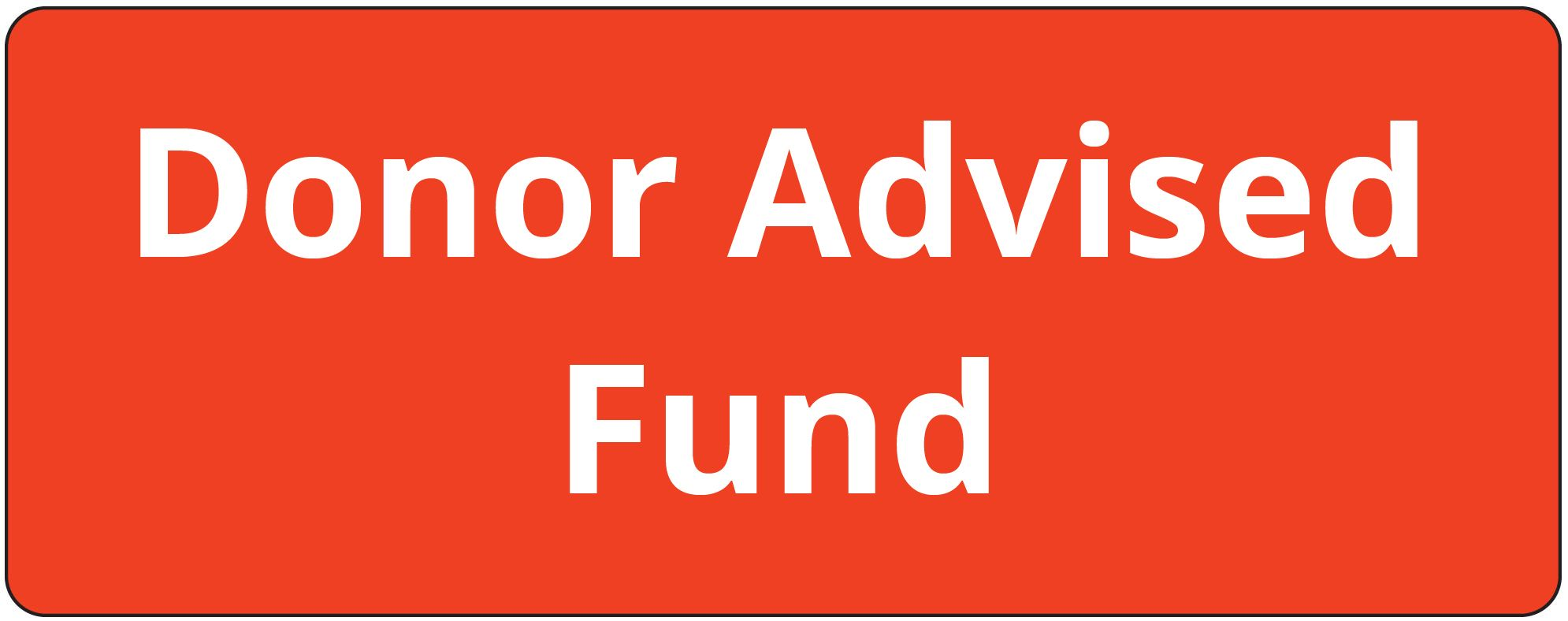 Donate From Your Donor-Advised Fund