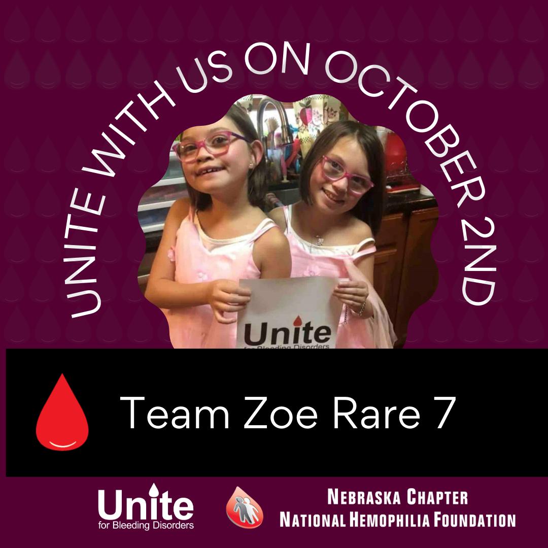 Team Zoe Rare 7