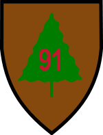 and 91st division.