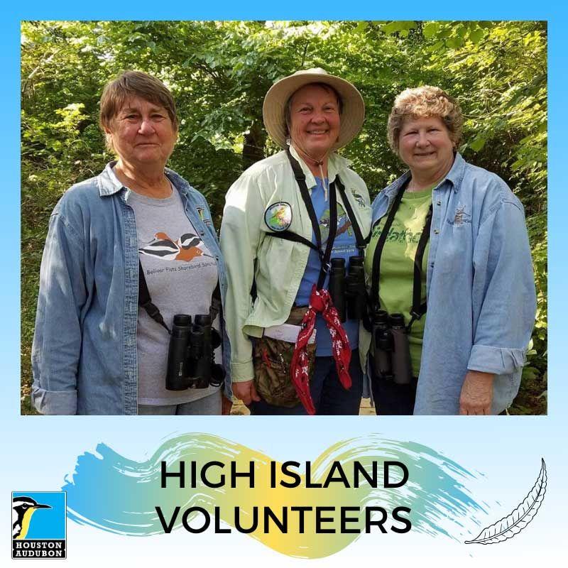 High Island Volunteers