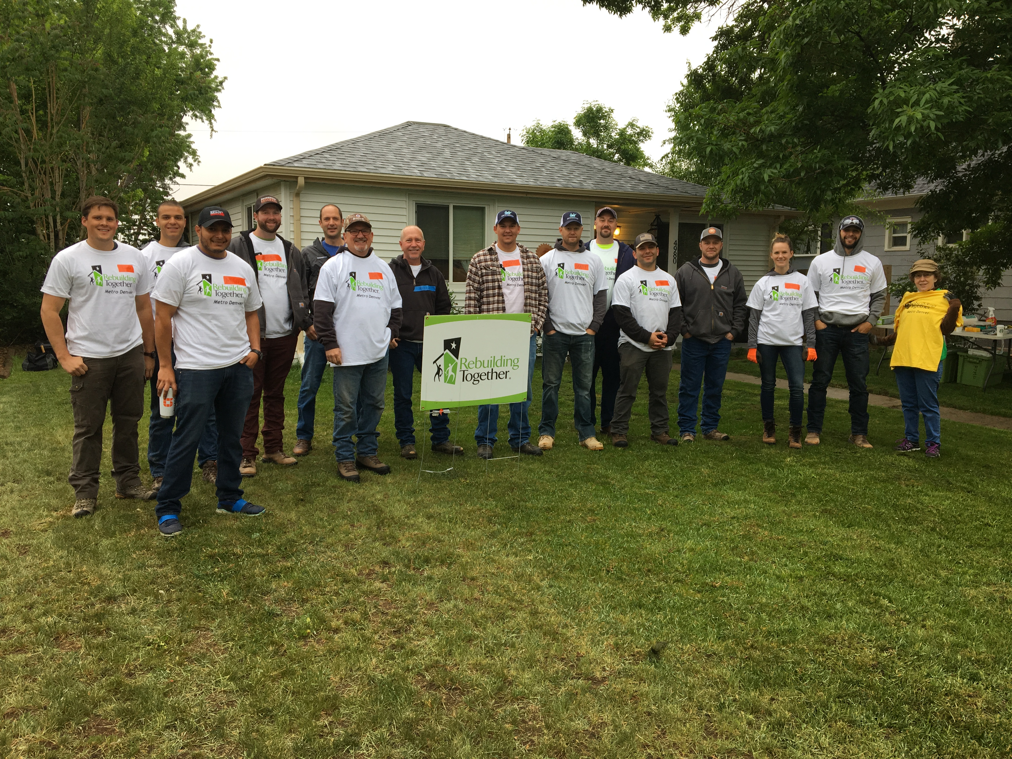 National Rebuilding Day - Swinerton