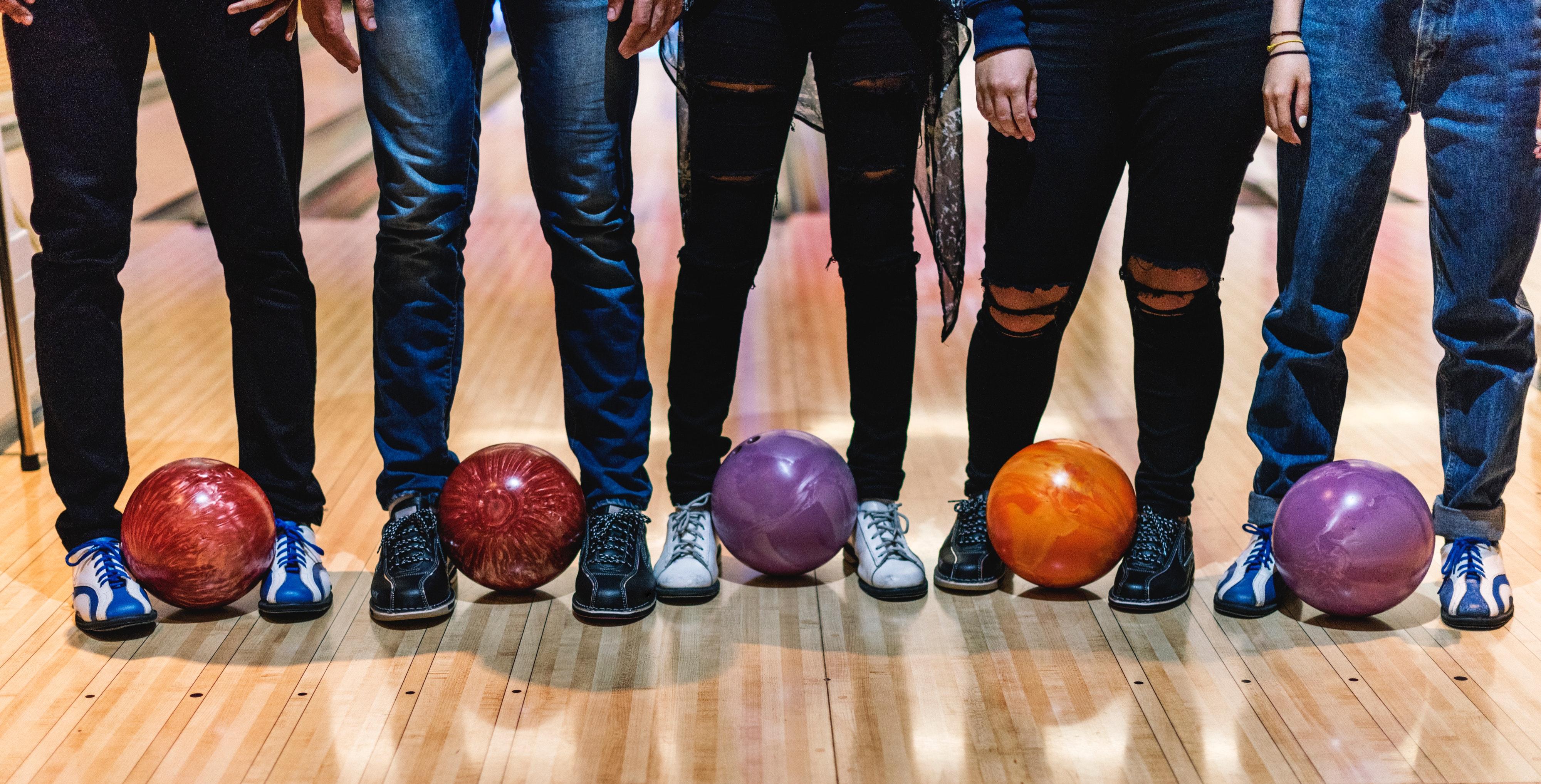 Partners & Friends Bowling League