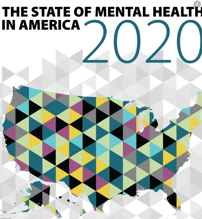 Check Out the 2020 State of Mental Health in America Report