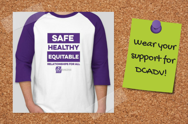 A new way to show your support for DCADV!