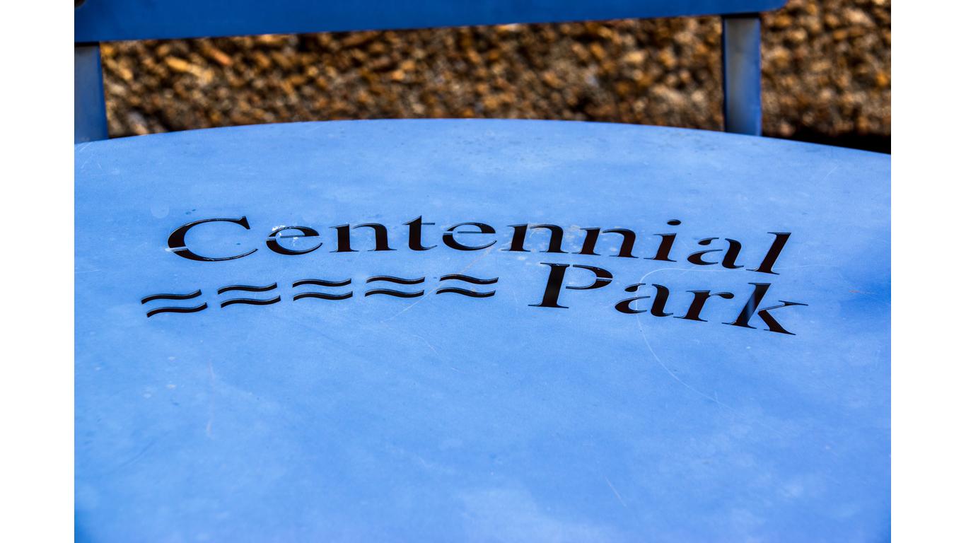 Centennial Garden 16