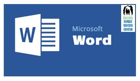 Ms Word Basics