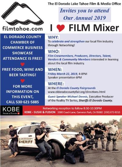 "Annual ""I Heart Film"" Mixer"