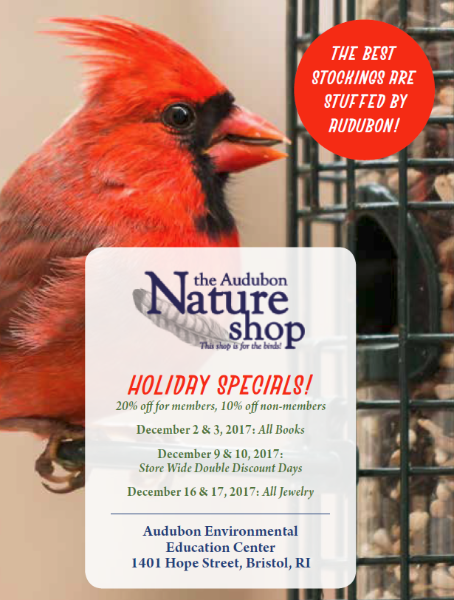 Nature Shop Holiday Specials