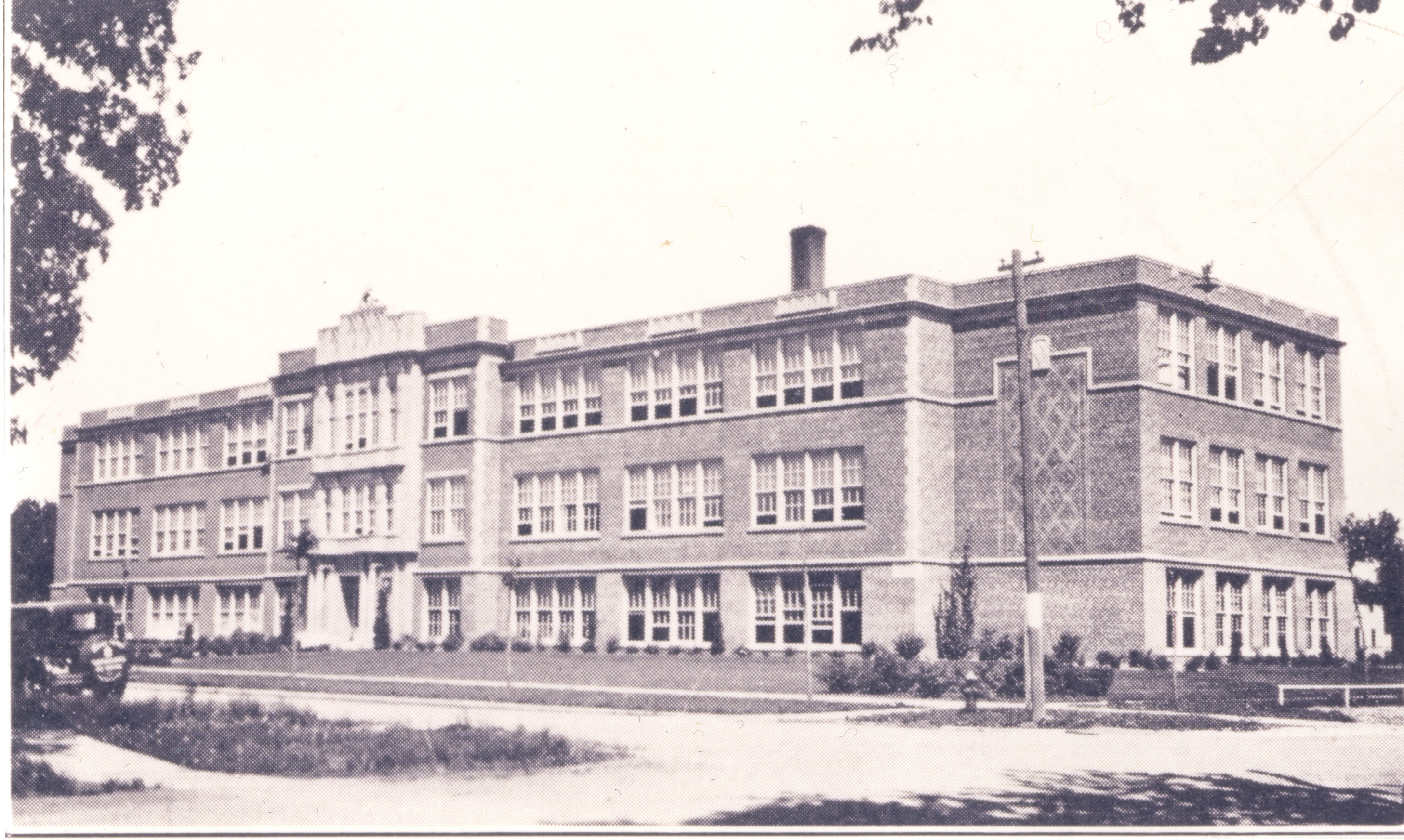 Kramer High School 1926-1958