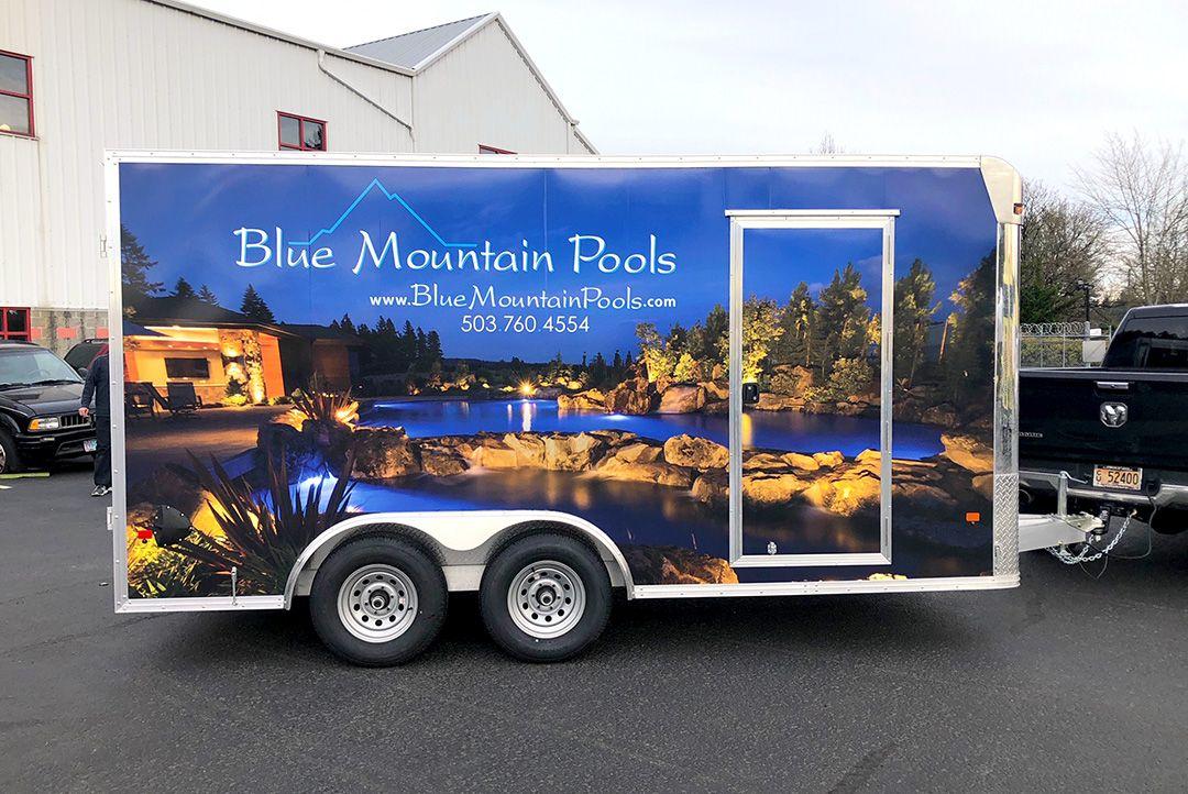 BLUE MTN POOLS