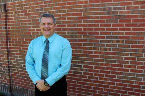 Steve Splichal, Superintendent USD #491