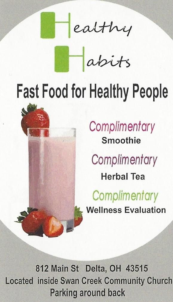 Healthy Habits - Delta