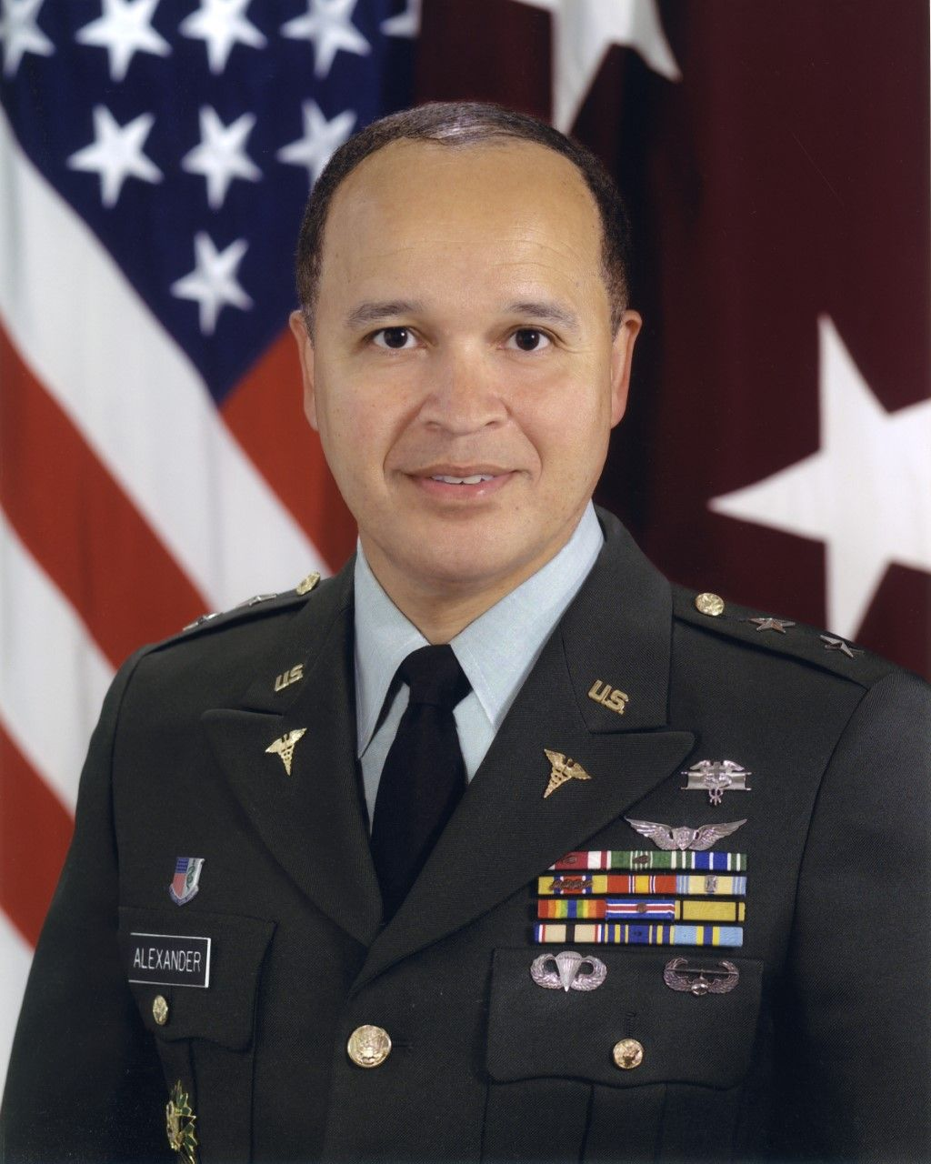 Maj. Gen. (Ret) George A. Alexander, M.D. ('77) has been appointed by the Secretary of Defense (SecDef) to serve on the Defense Advisory Committee on Women in the Services (DACOWITS)
