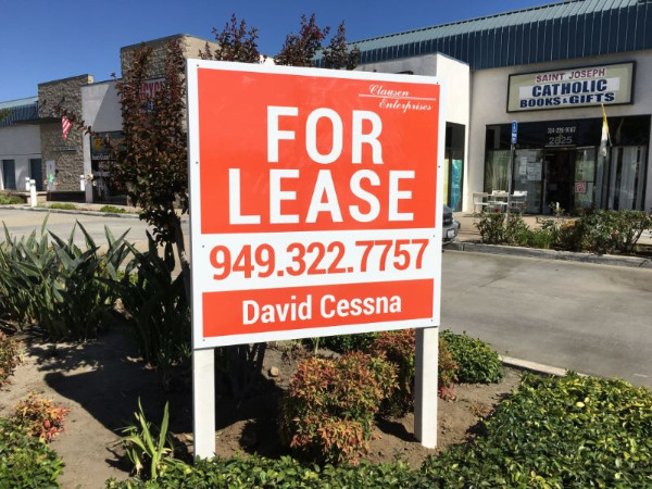 Signs and Graphics for Property Management Companies in Orange County CA