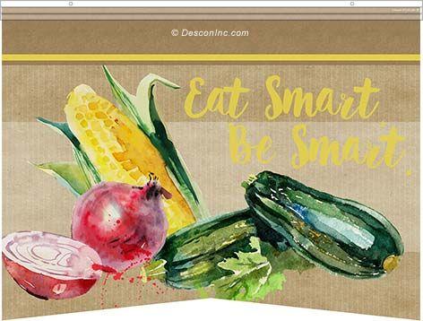 Eat Smart Be Smart