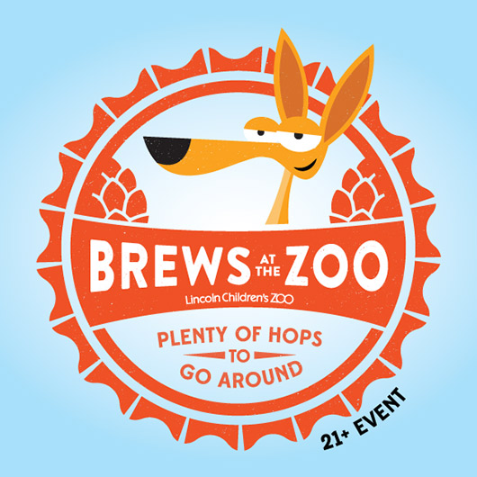 Brews at the Zoo will be on Saturday, July 19 from 6-11 PM