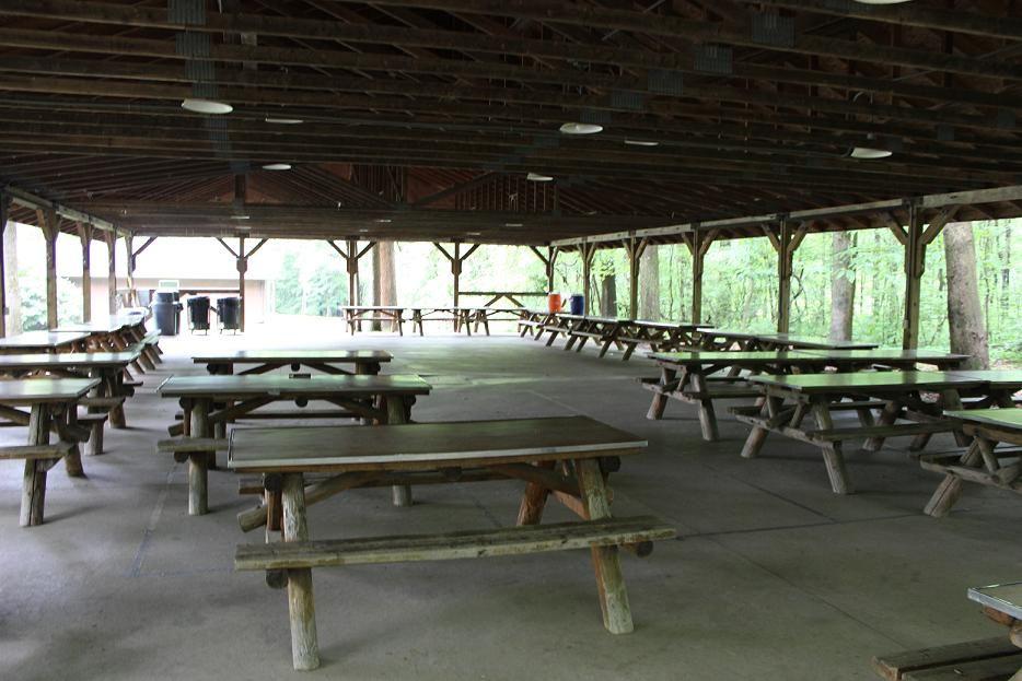 Dogwood Picnic Shelter IV