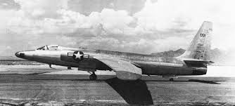 1955: Prototype U-2 Flight