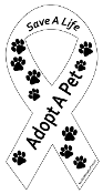 Save a life (ribbon style)