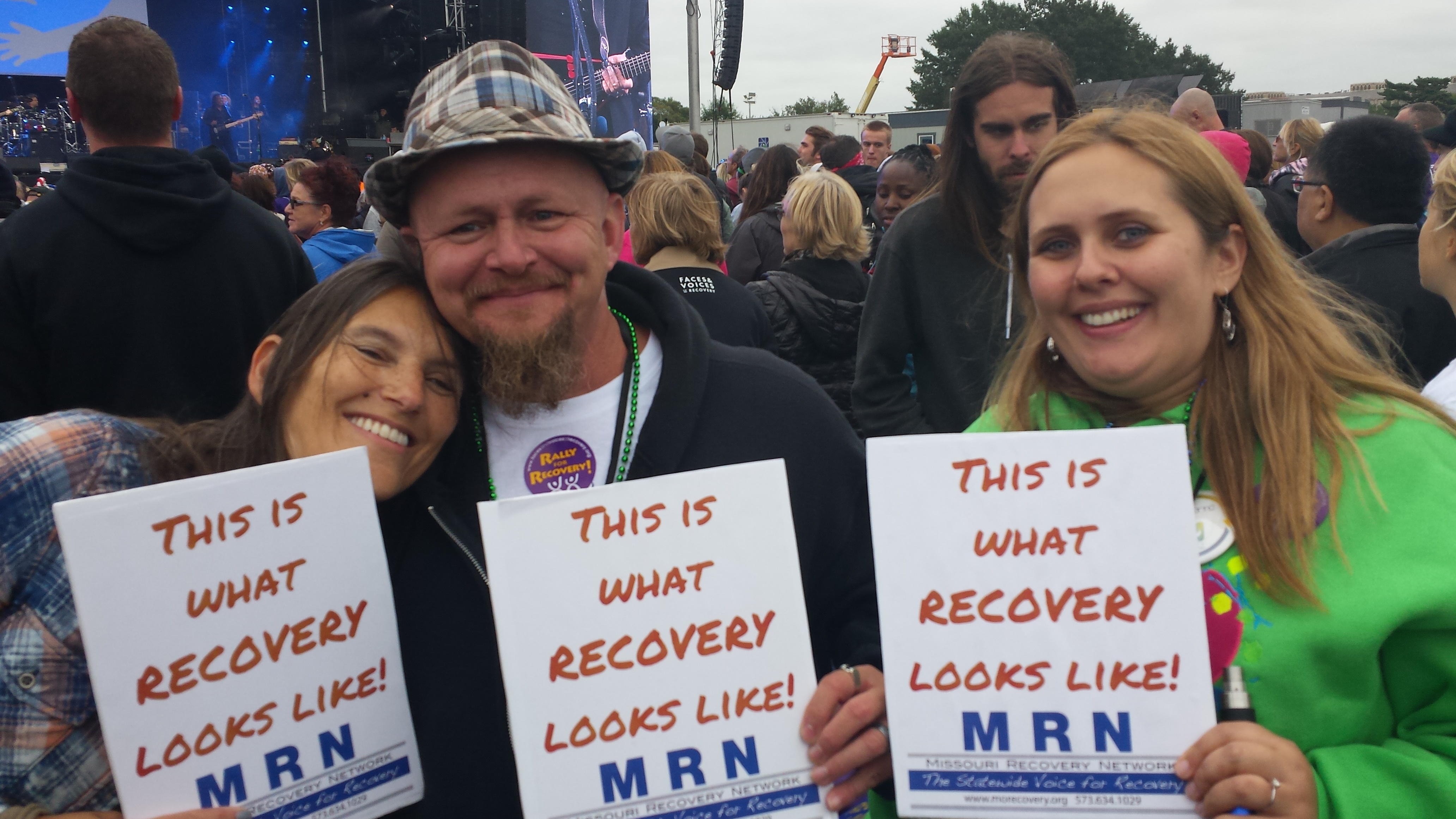 It's Time for Those in Recovery to be Visible and Vocal