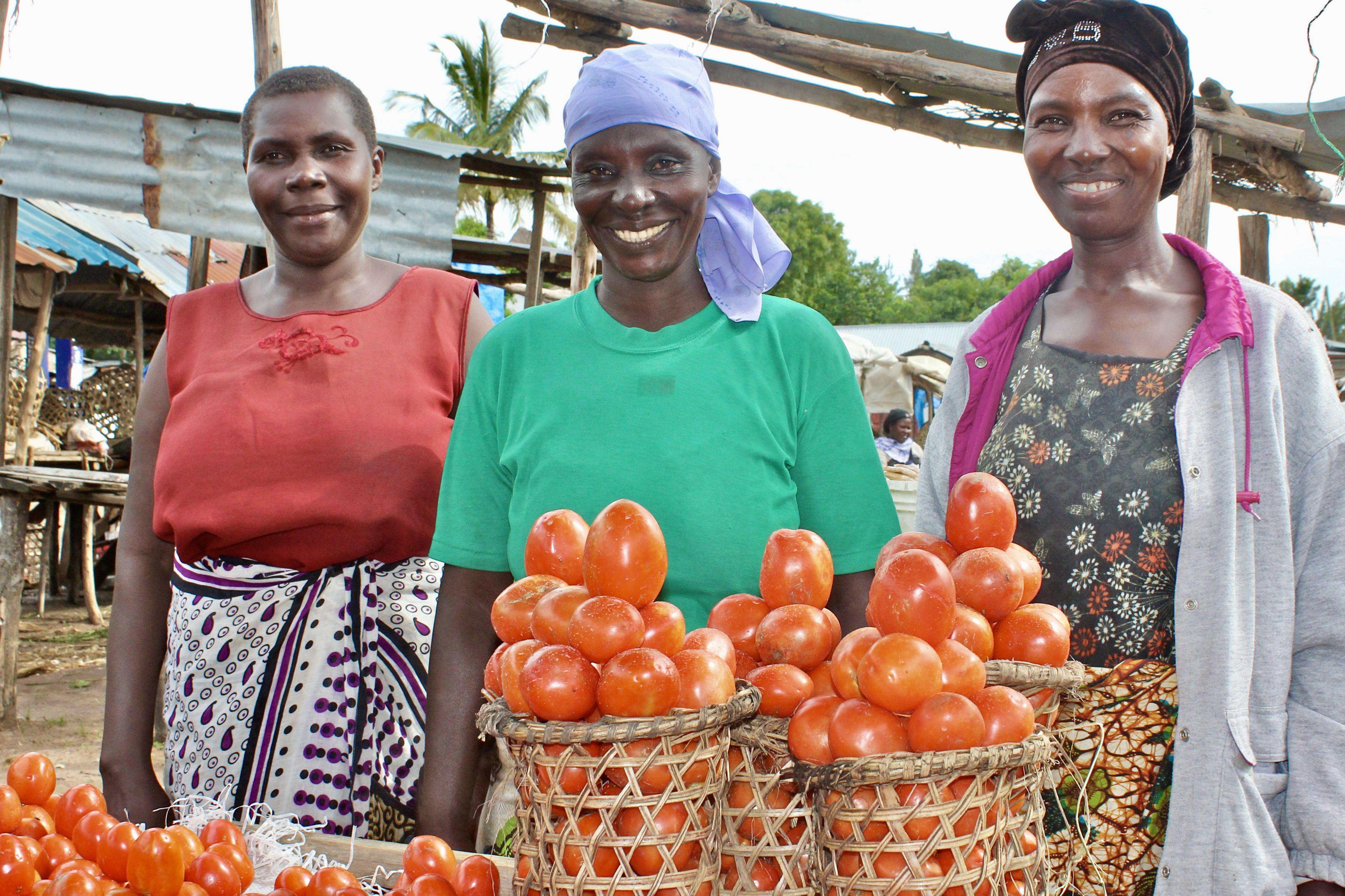 Fruit & Vegetable Sales