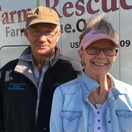 Rodney & Teri Nelson