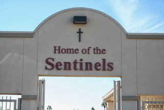 Seton Catholic High School in Chandler AZ Dresses Up Football Stadium!