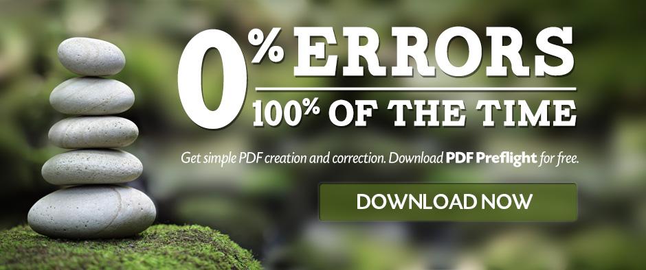 PDF Preflight - 0% Errors