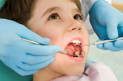 Pleasant visits to all smiles dentistry establish trust and confidence in your child.