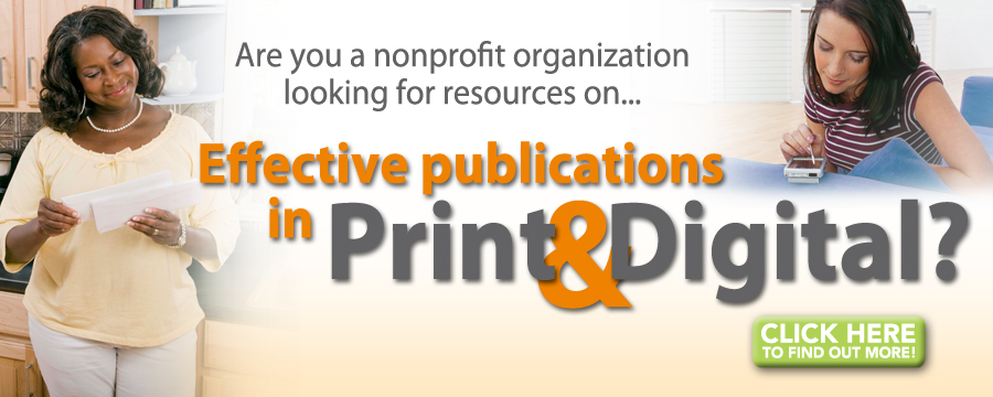Nonprofit publications