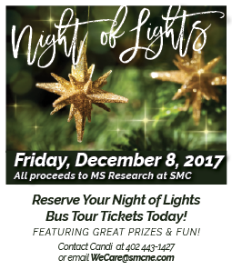 Night of Lights - Christmas Bus Tour Tickets Available!