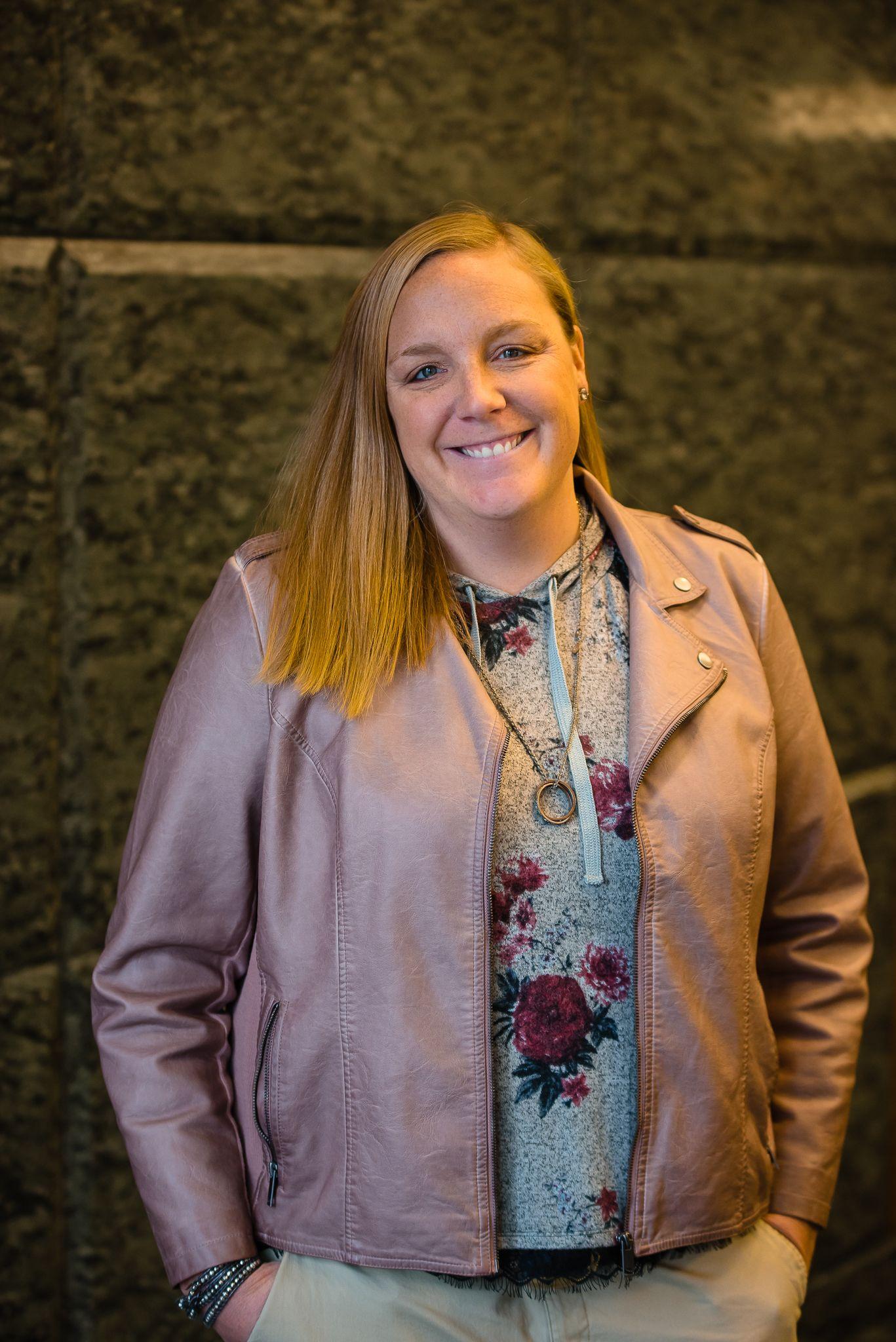 Amber Gigstad, Reentry Specialist